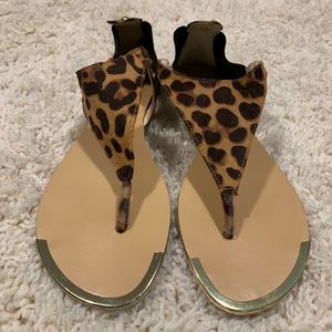 Bamboo Tiger Sandals